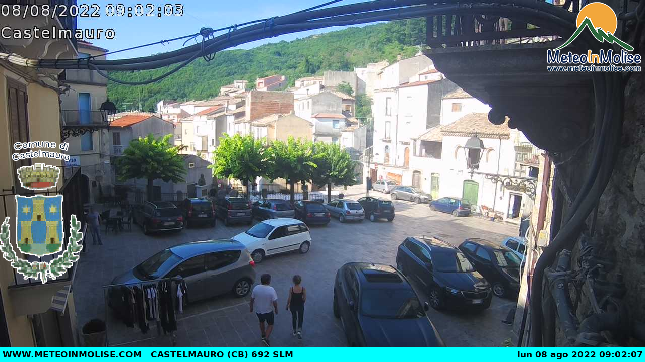 Webcam di Castelmauro