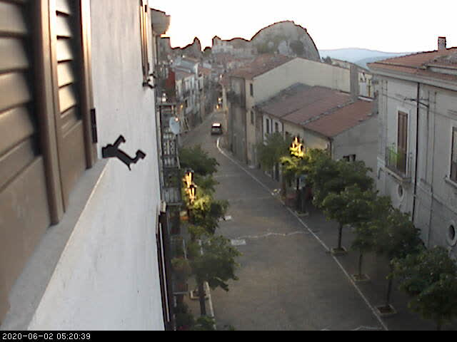 Webcam di Pietrabbondante