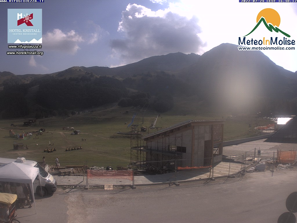 Webcam Campitello Matese
