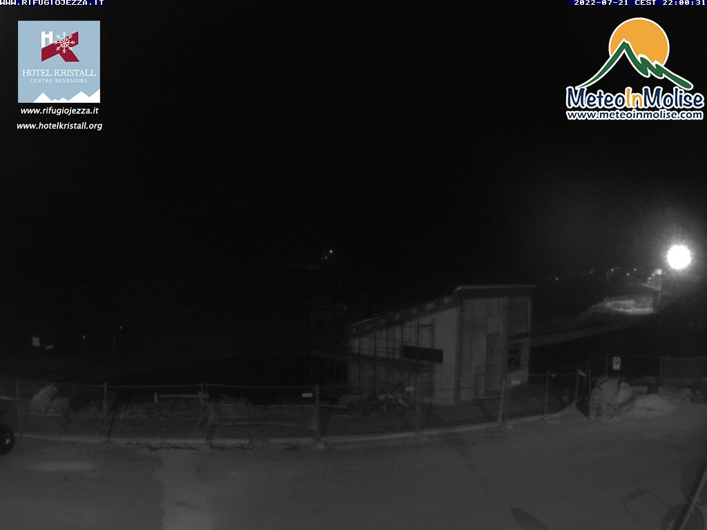 Webcam Campitello Matese Campobasso