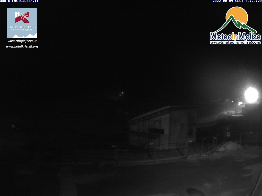 Campitello Matese webcam HD