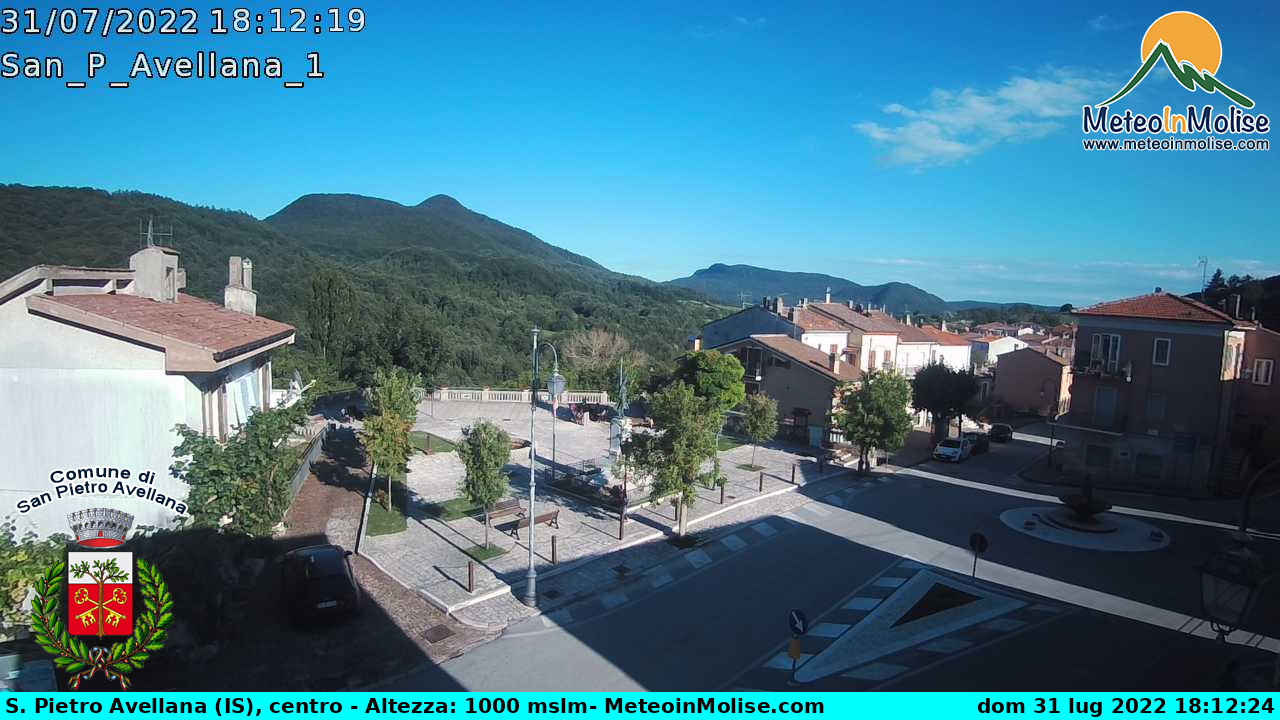 Webcam San Pietro Avellana 2