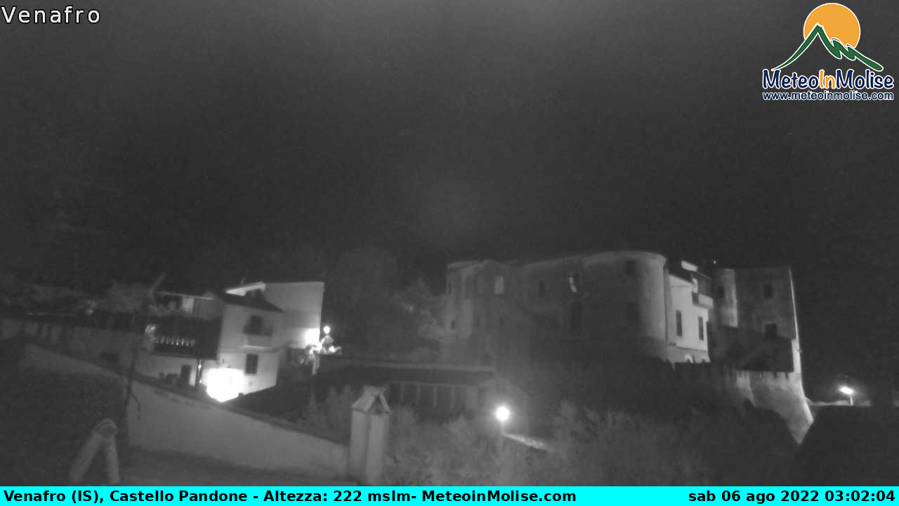 Webcam di Venafro