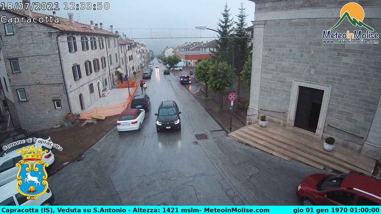 Webcam S. Antonio