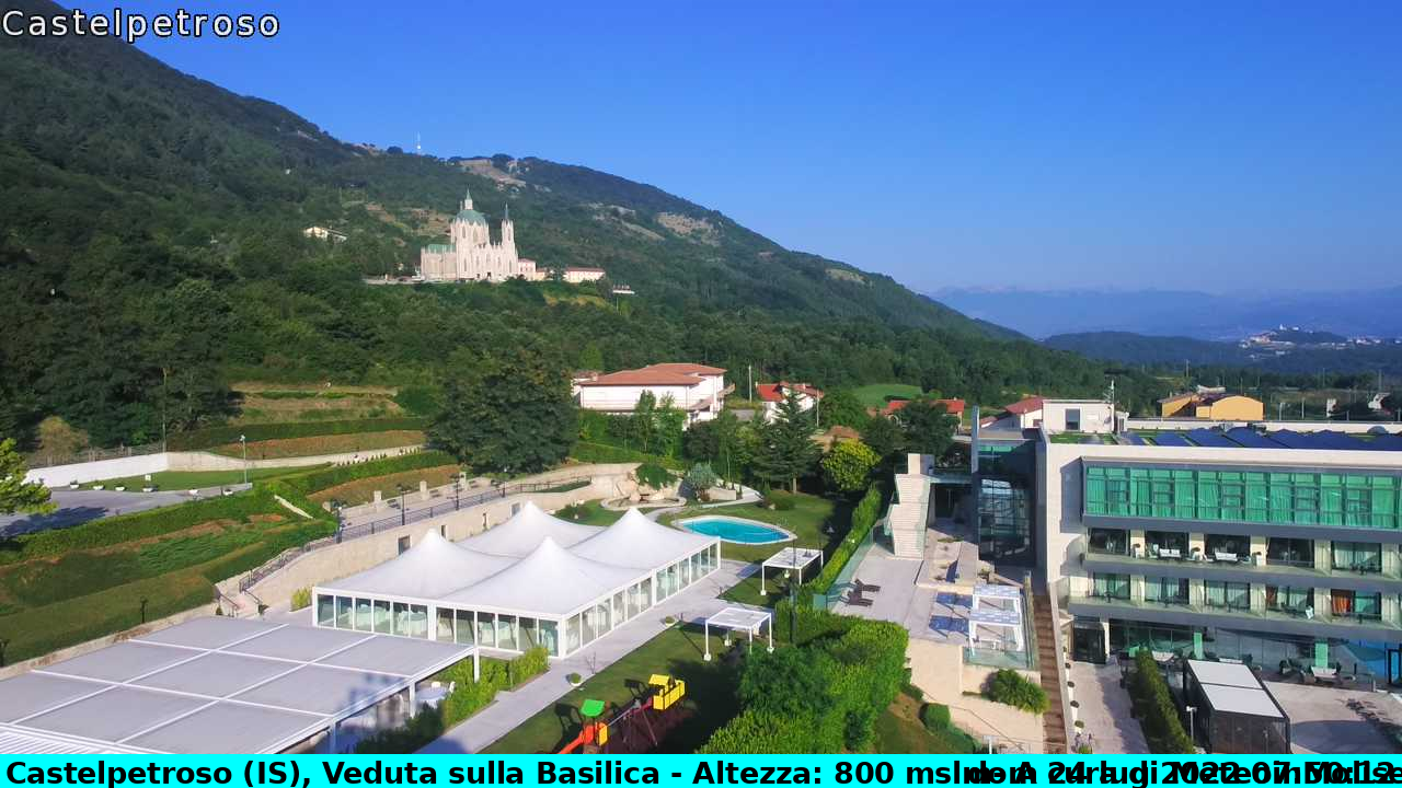 Webcam Castelpetroso