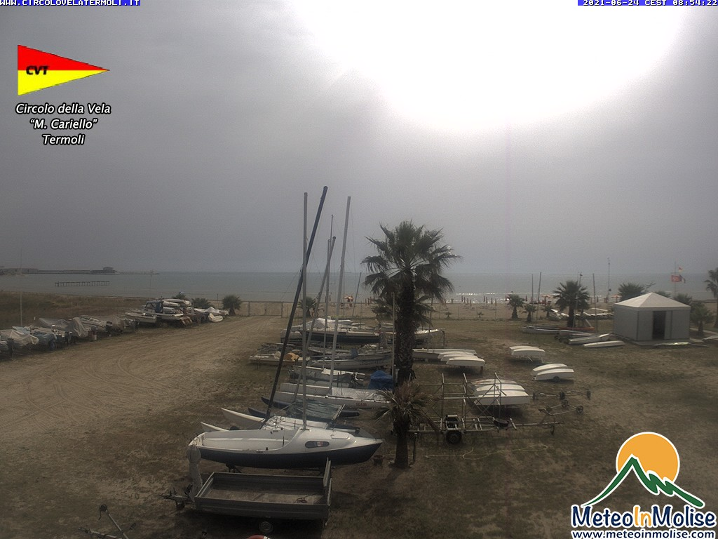 Webcam a Termoli (CB)