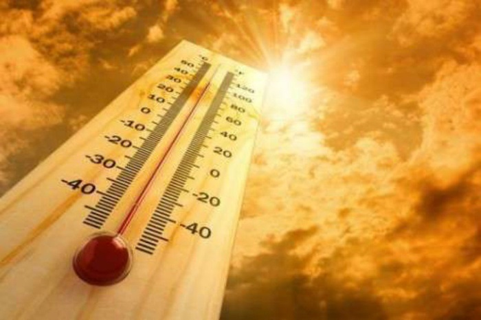 Temperature massime in Molise