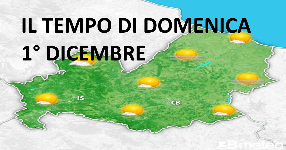 previsioni meteo del weekend