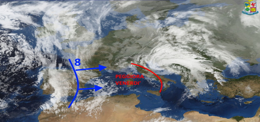 meteo weekend