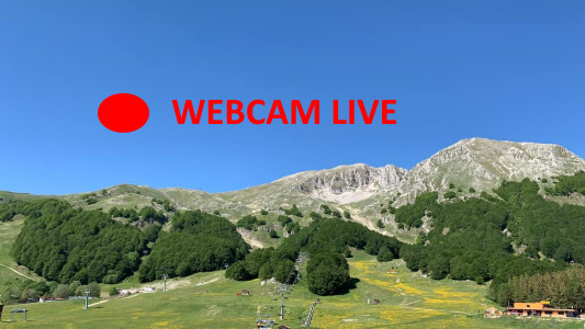 Webcam di Campitello Matese live