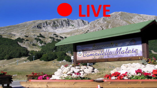webcam di campitello matese, live, diretta, meteo, streaming