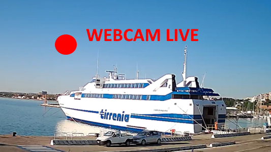 Webcam di Termoli Porto live streaming