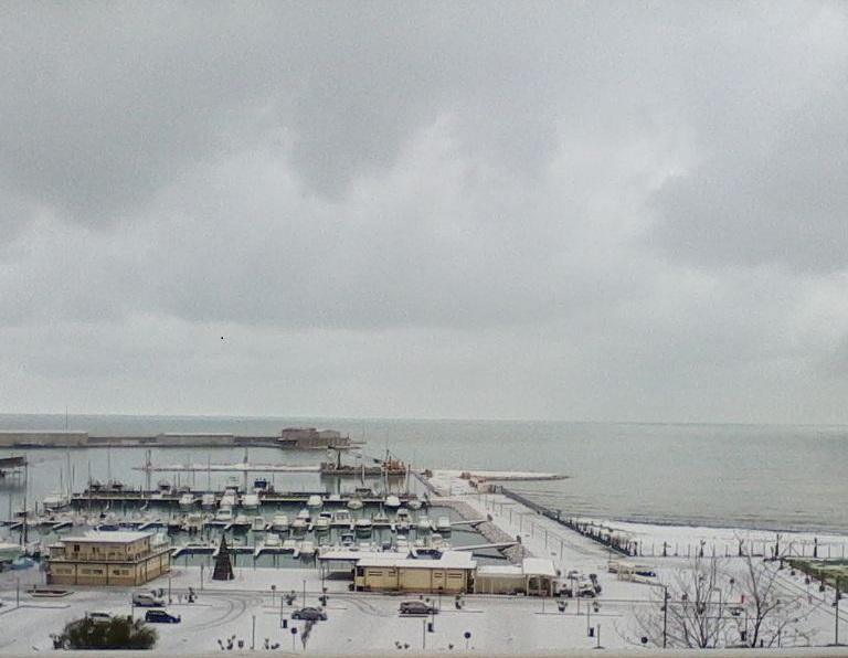 nevicate in molise