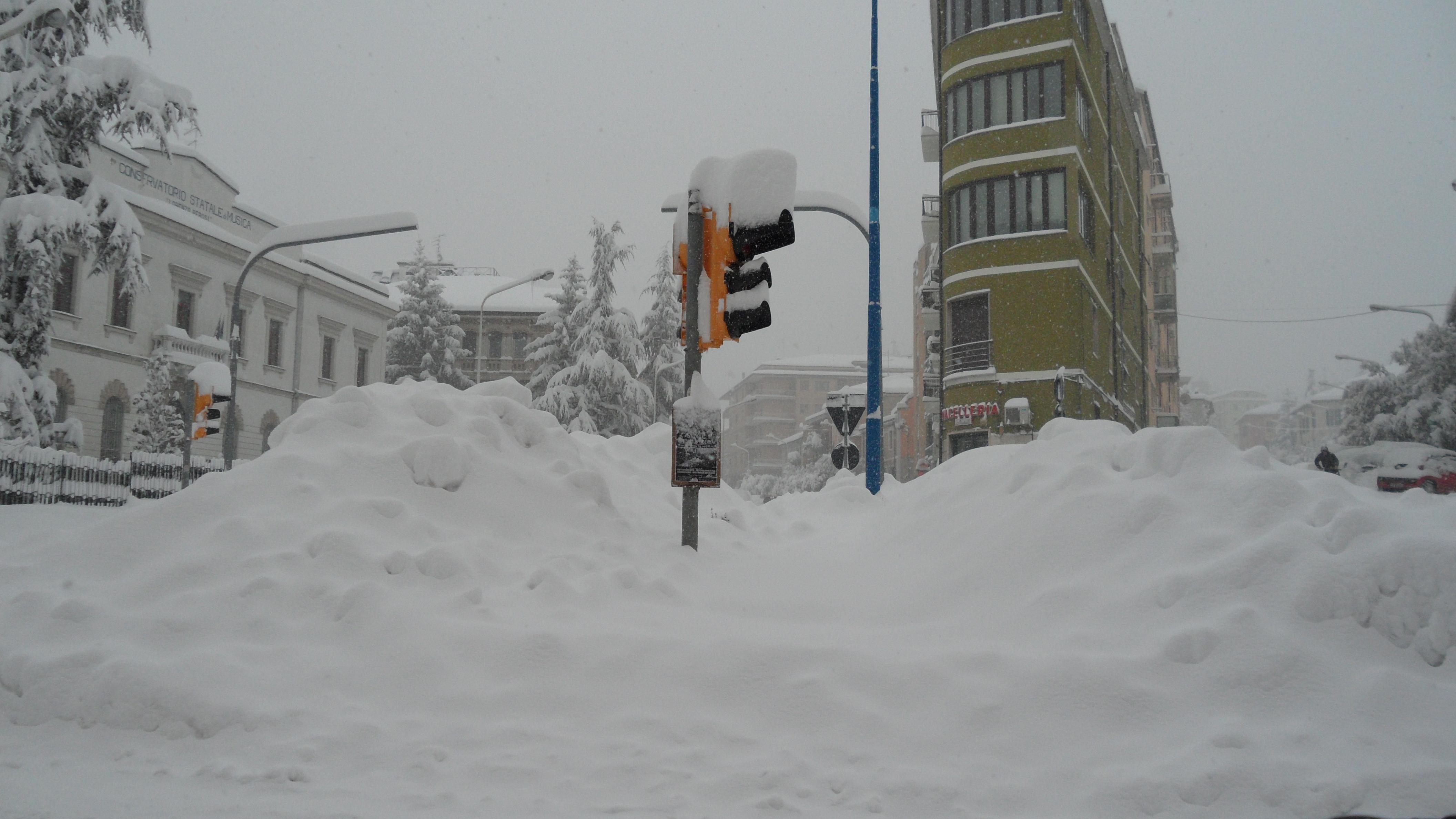 neve febbraio 2012