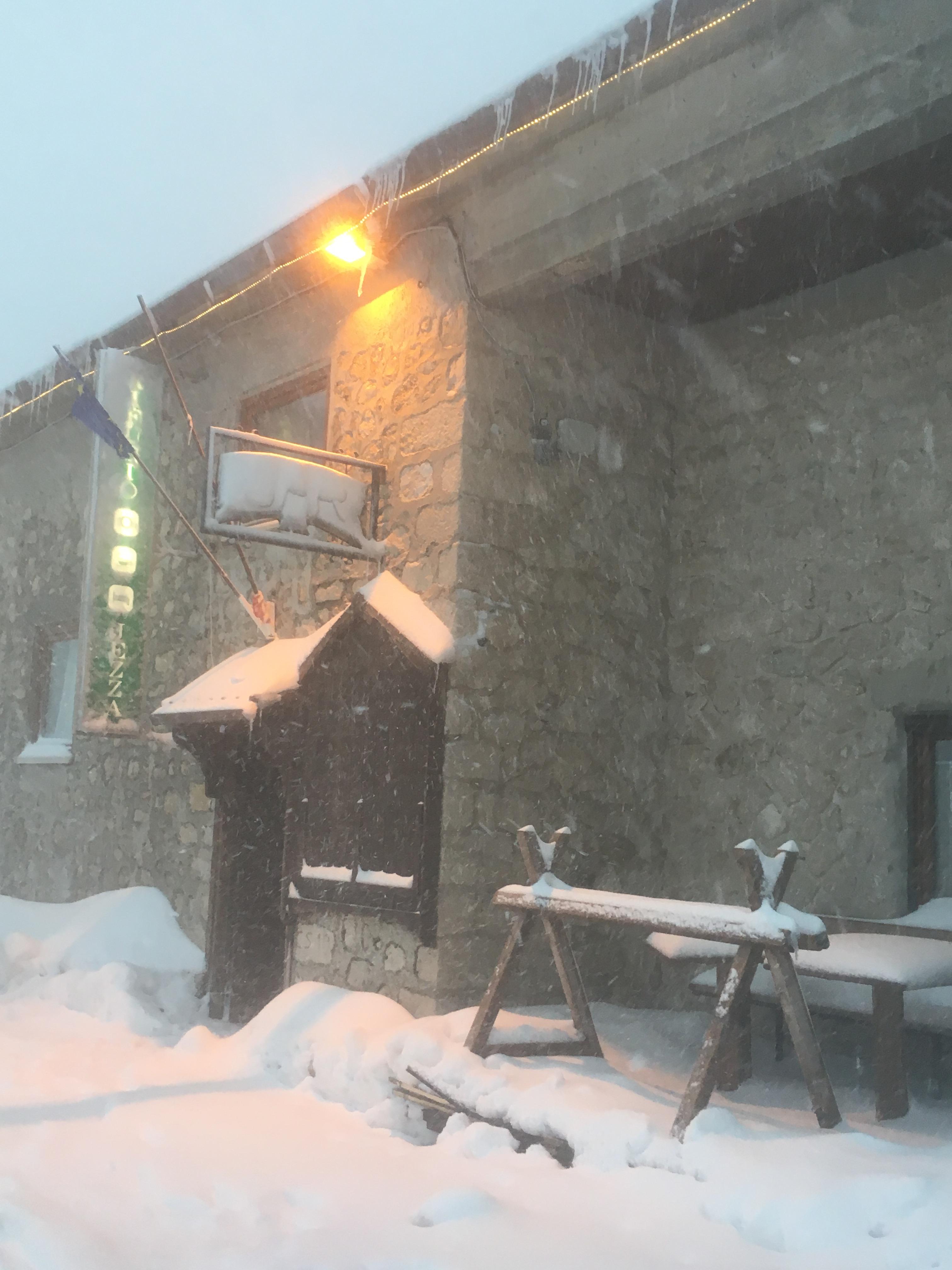 neve campitello matese