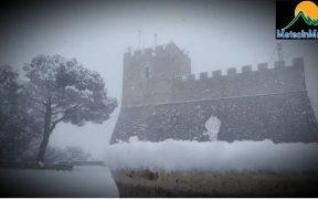 previsione neve