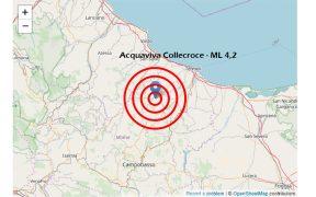 Terremoto in Molise