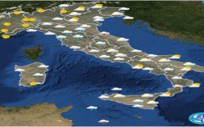 meteo aeronautica militare