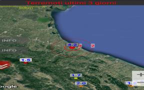 terremoto tempo reale