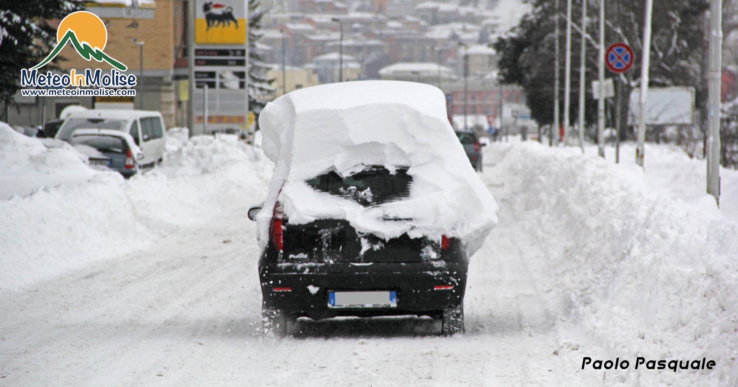 diretta neve
