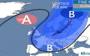 previsioni meteo a lungo termine