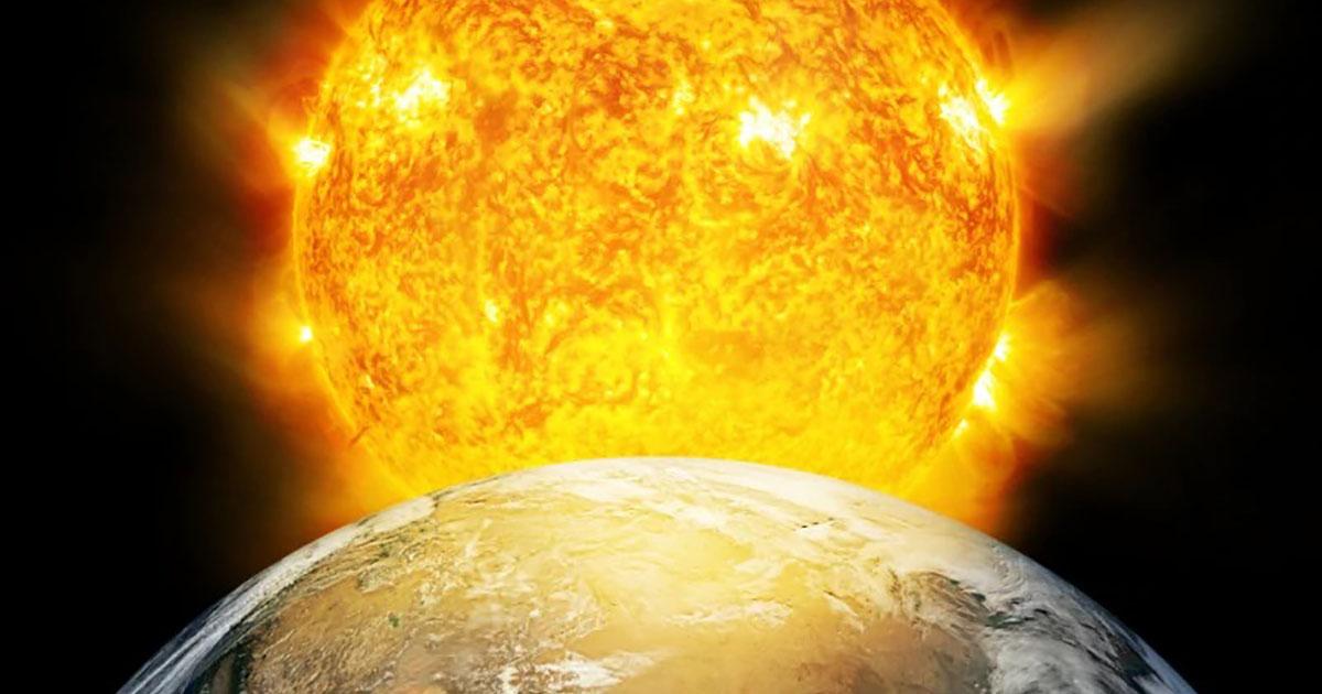 morte del sole