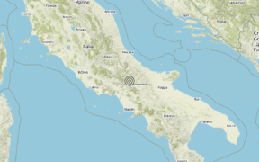 Terremoto Molise 15-09-2019