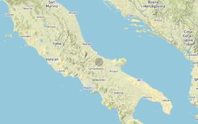 Terremoto Molise 25-10-2019