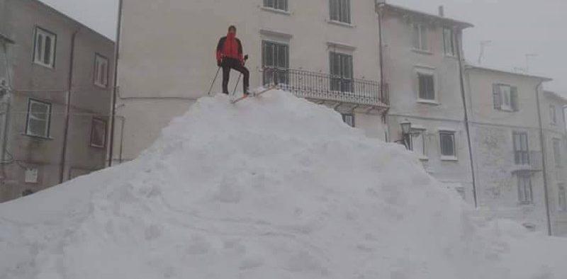neve capracotta