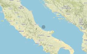 Terremoto Molise 13-11-2019