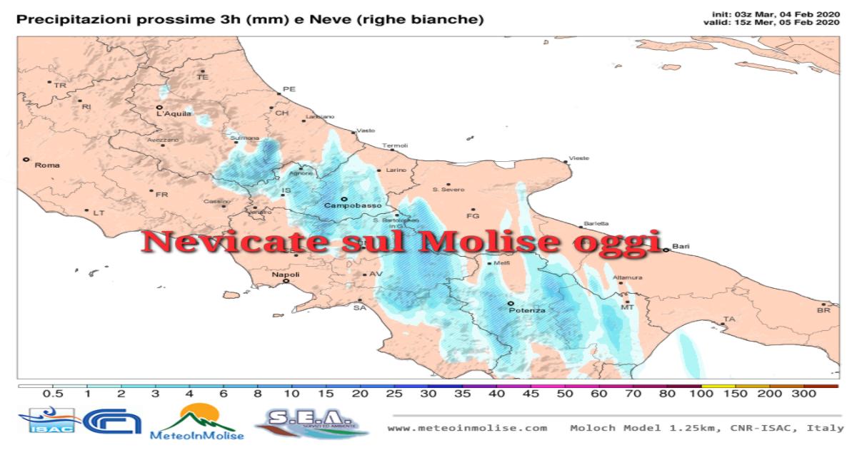 Neve Molise