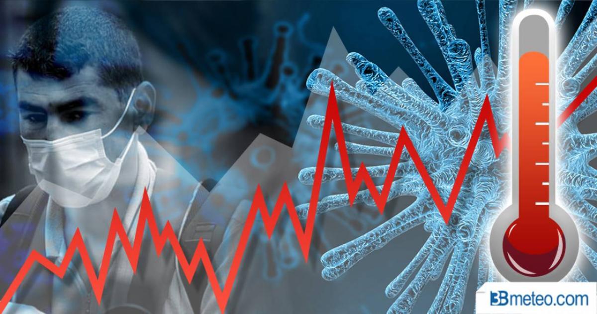 Virus e clima