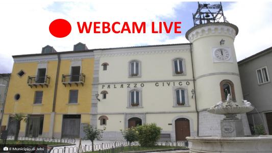 webcam di jelsi live